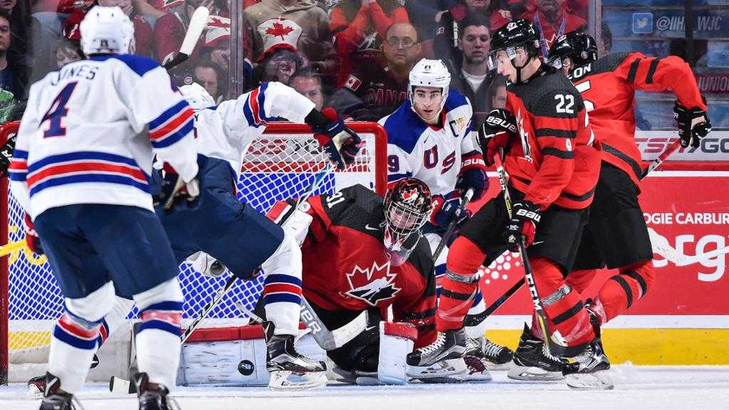 USA VS CANADA FOR GOLD