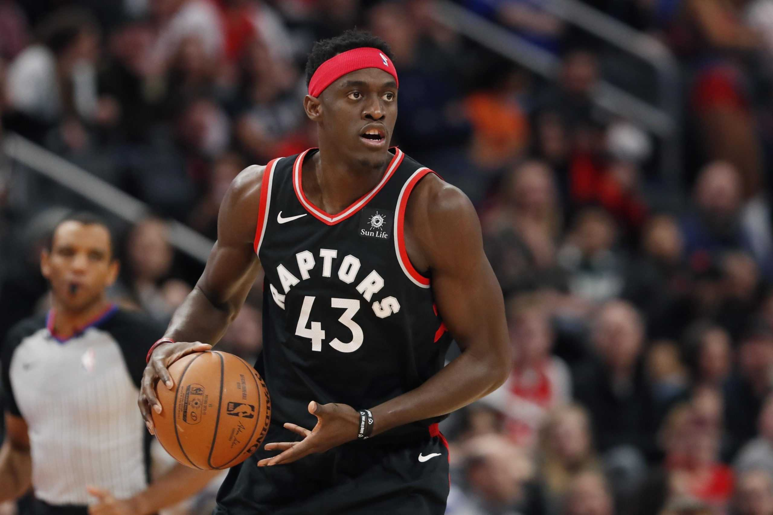 Is It Time For Toronto To Trade Away Pascal Siakam?