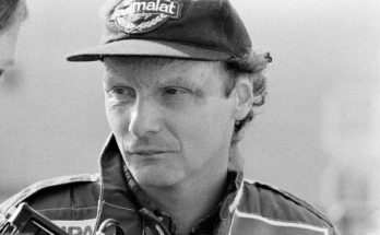 Niki Lauda (Photo by Cassidy & Leigh/Mirrorpix via Getty Images)