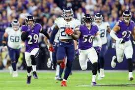 Ravens vs Titans: Battle of Powerhouse Rushing Attacks