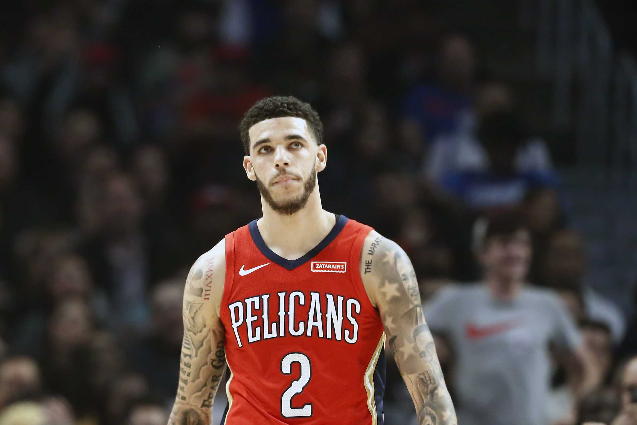 Why the Pelicans Are Rumored to Be Dealing Lonzo Ball