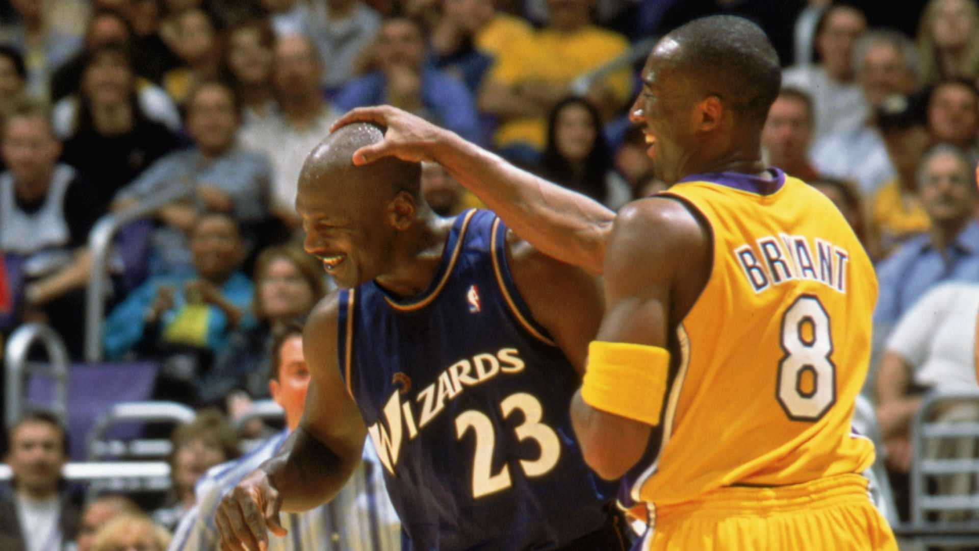 Kobe Bryant's Top-Five Performances Against the Washington Wizards