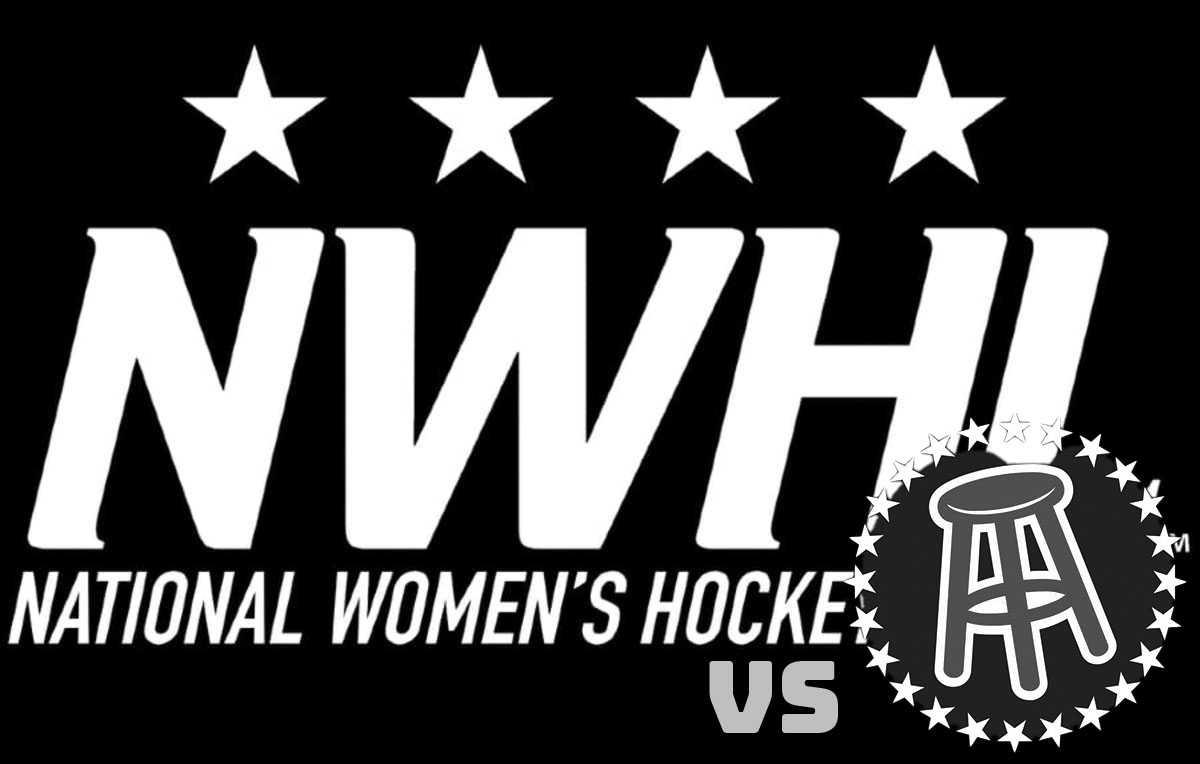 The NWHL vs. Barstool Sports' Erika Nardini