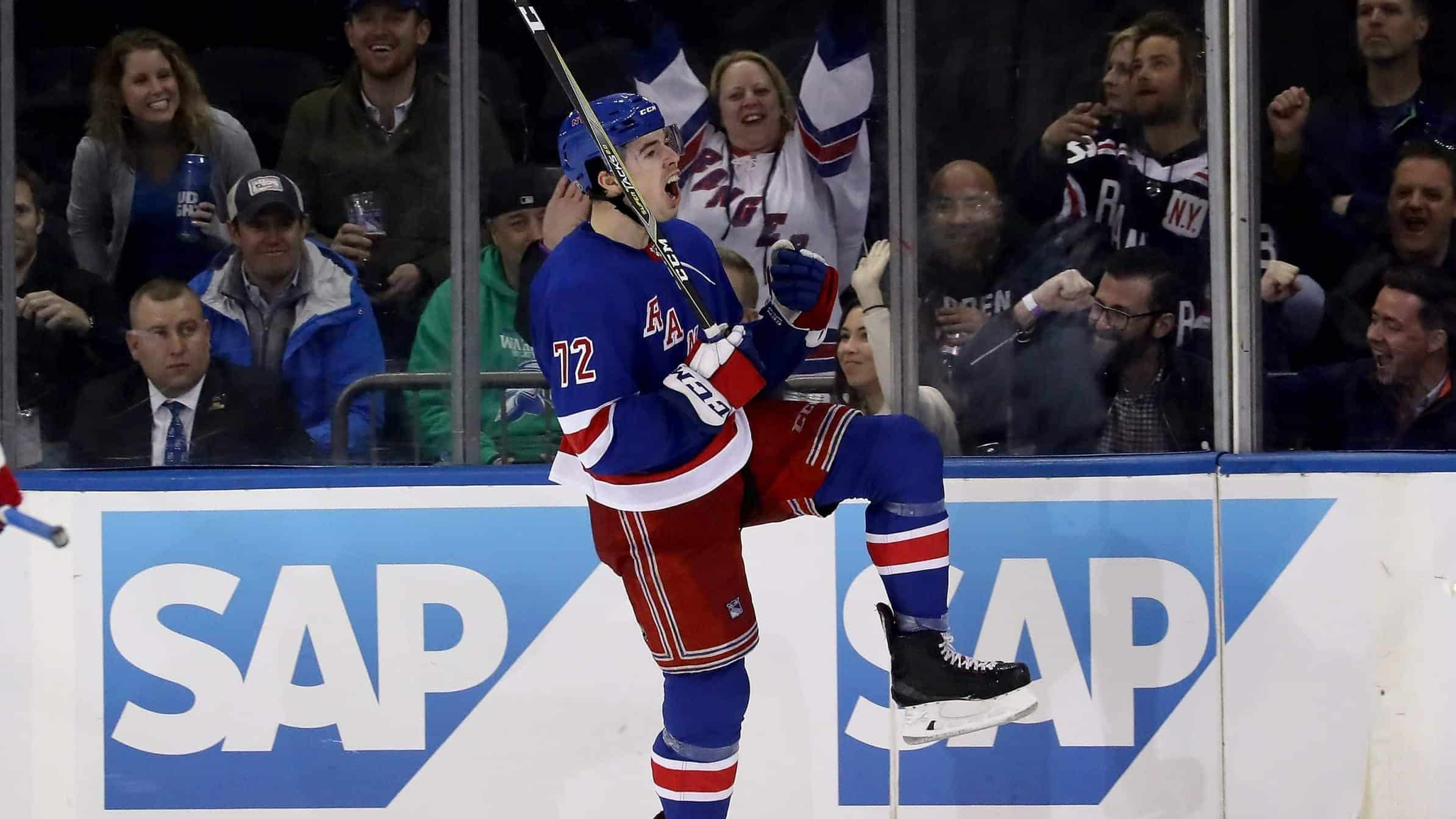 One More Day Until Rangers Hockey