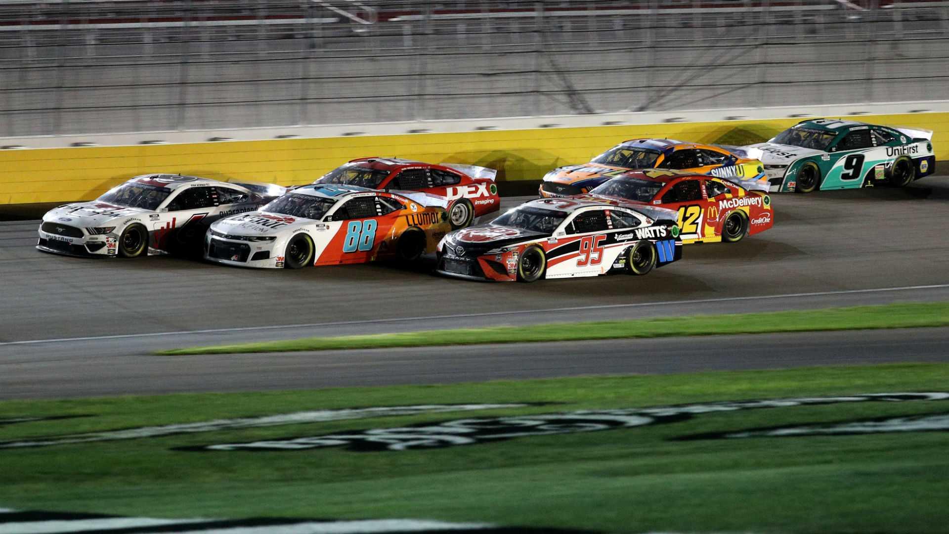Top Ten NASCAR Drivers to watch in 2021