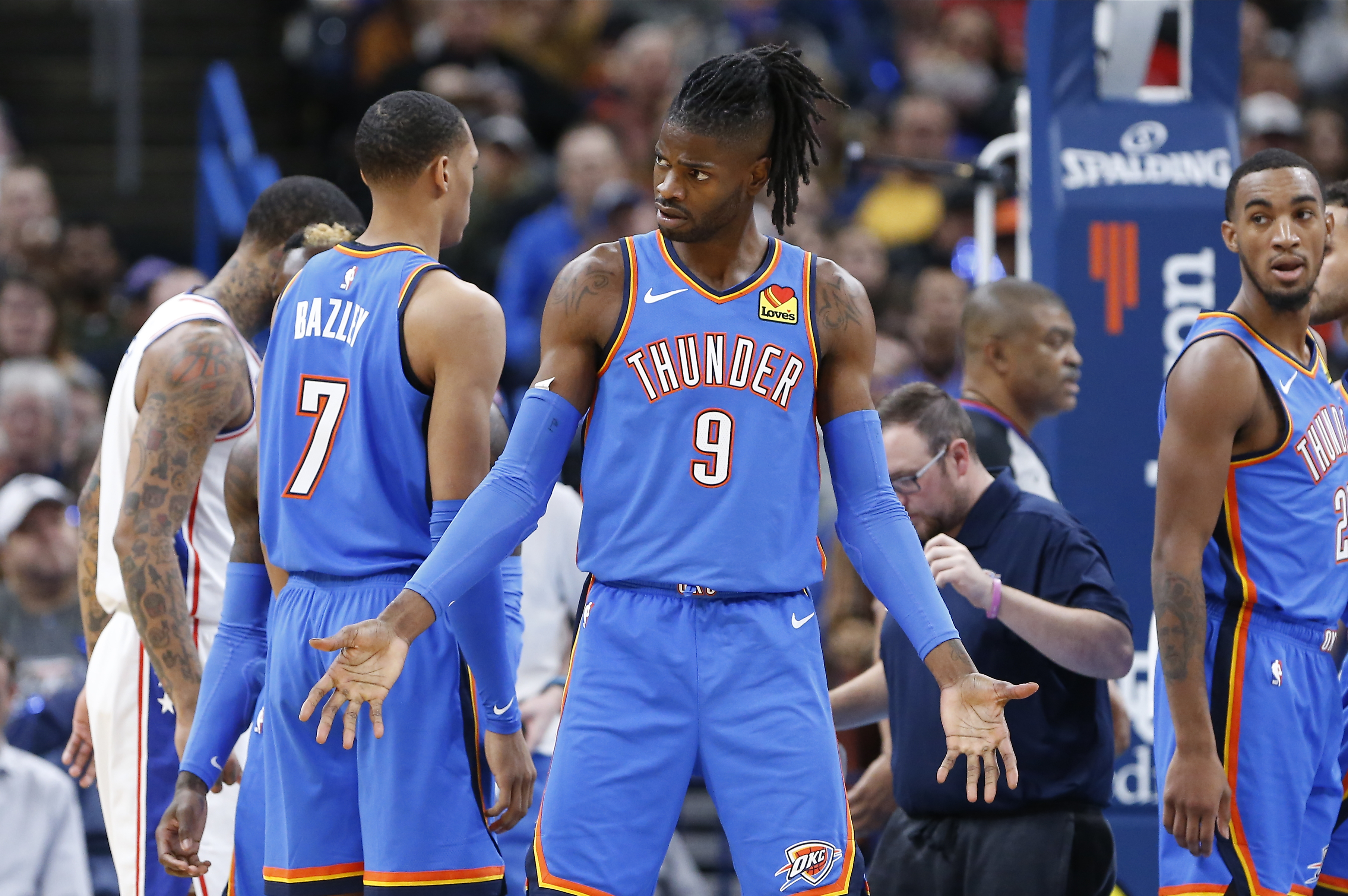 Nerlens Noel might be heading back home to New England