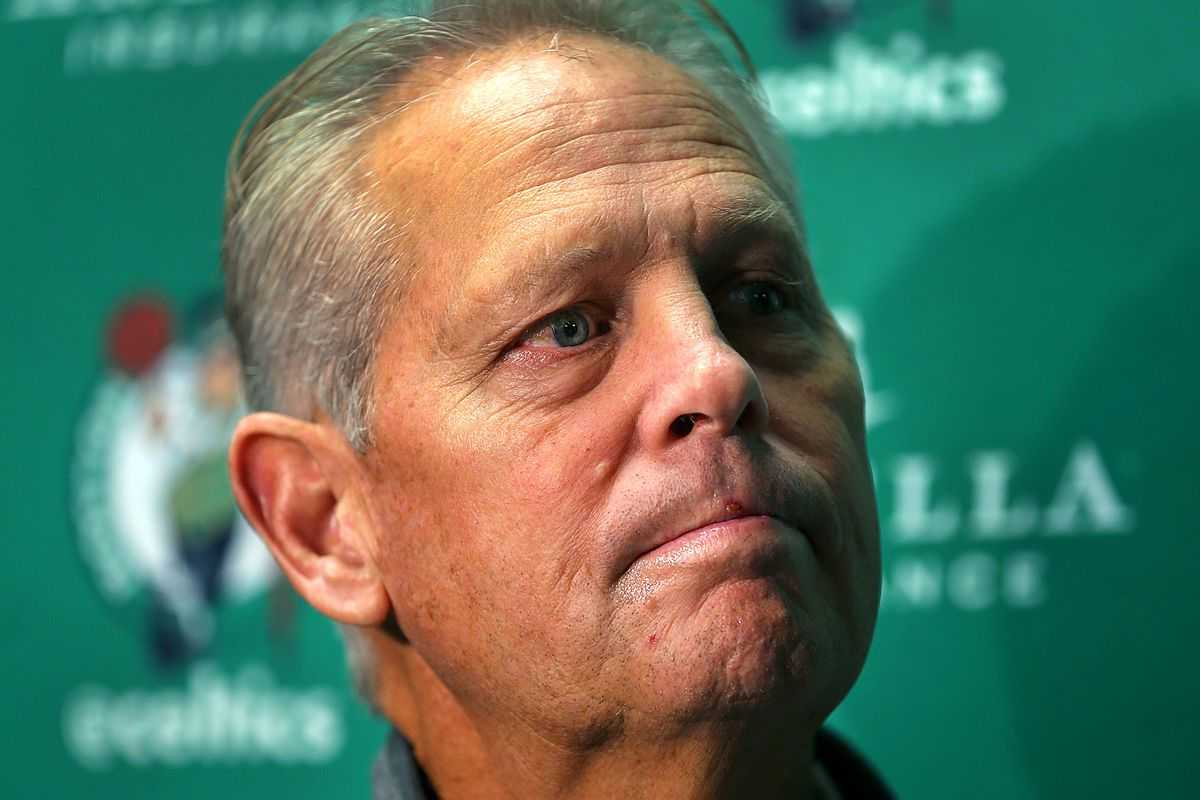 This NBA Trade Deadline is Ainge's Time to Shine
