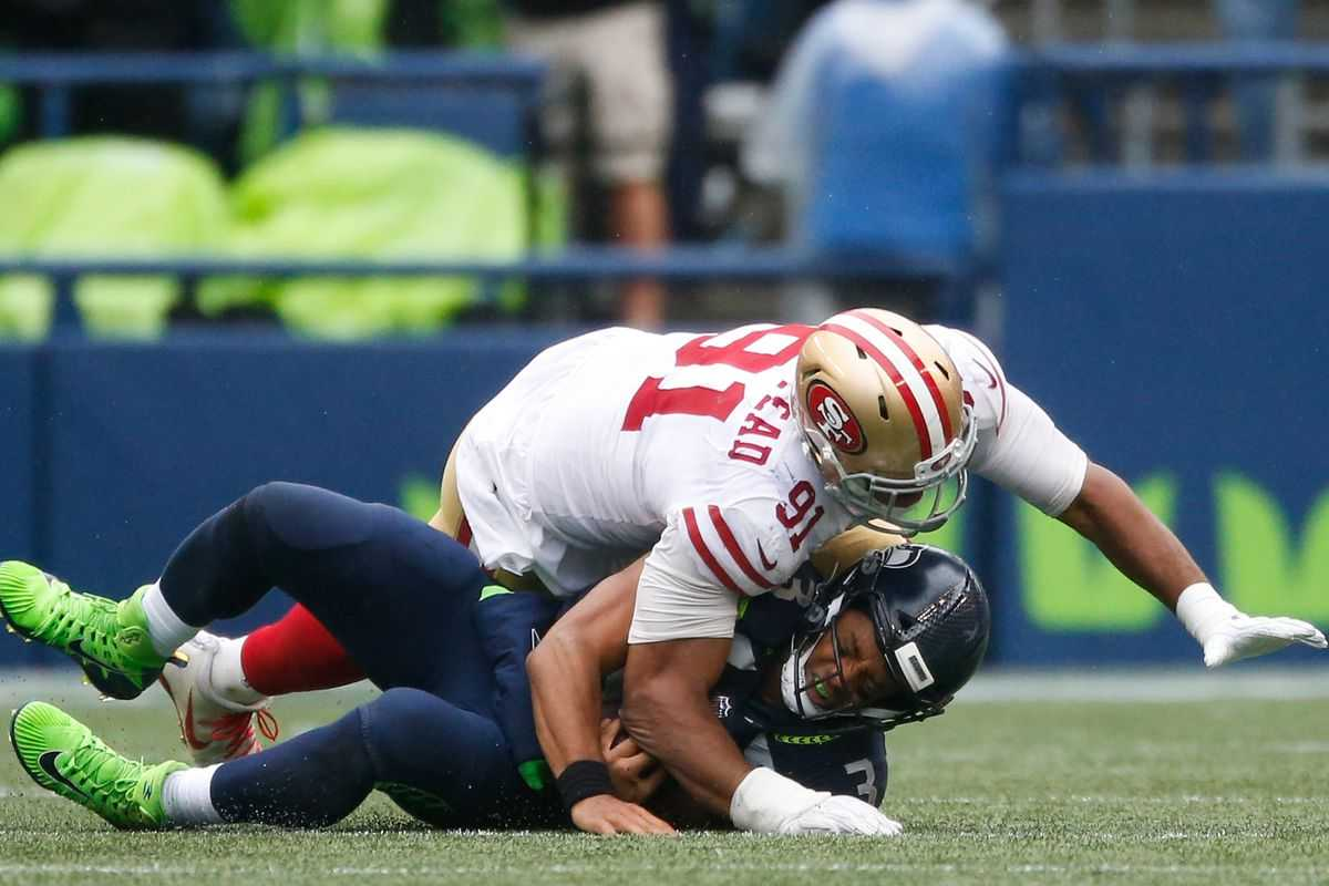 To Save His Life, Russell Wilson Must Demand a Trade