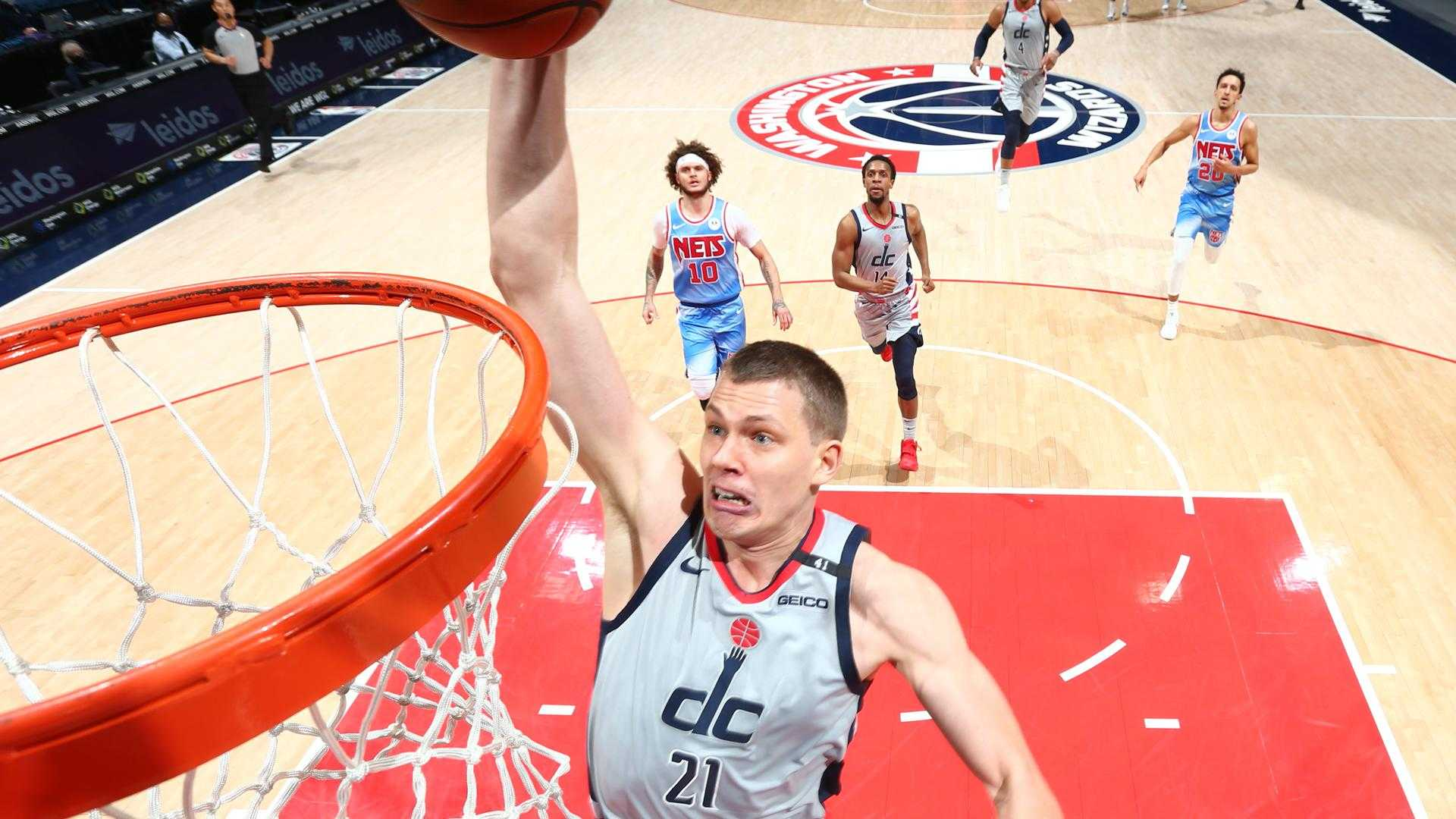 New Wizards Starting Center Wagner Faces Test Against Jokic