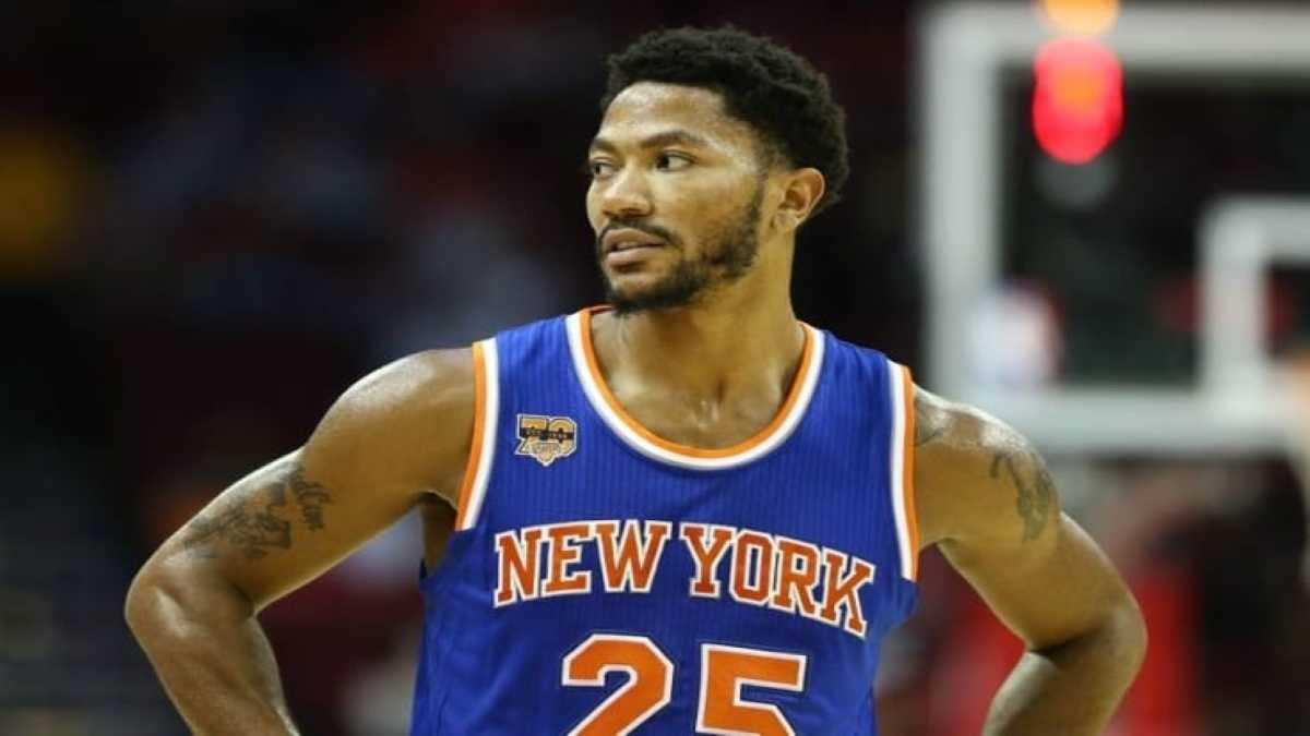 The Derrick Rose Trade Was a Full-Blown Robbery