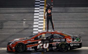 Bell Lands His First Career WIn at the Daytona Road Course