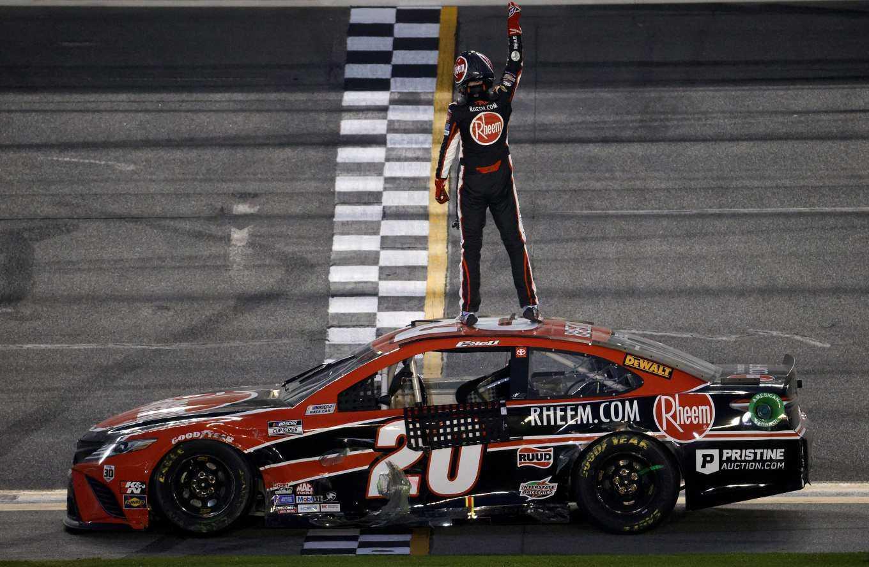Daytona RC Recap: Bell Lands His First Career Win!