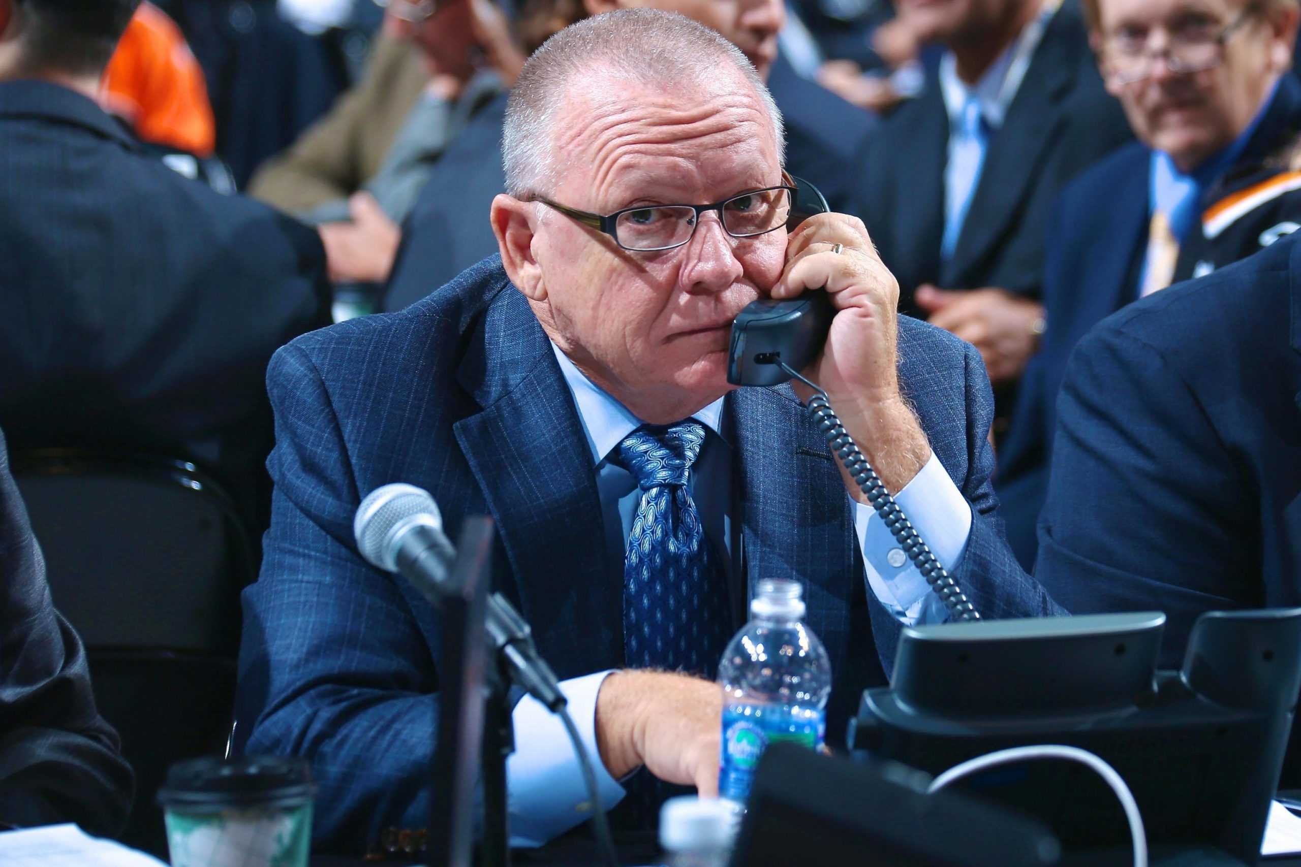 Jim Rutherford Traded Himself to Arizona, Promptly Resigns