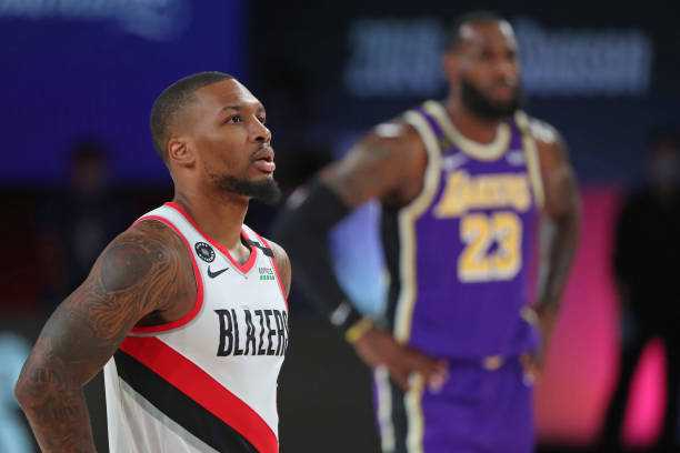 Western Conference Finals Preview? Blazers vs. Lakers