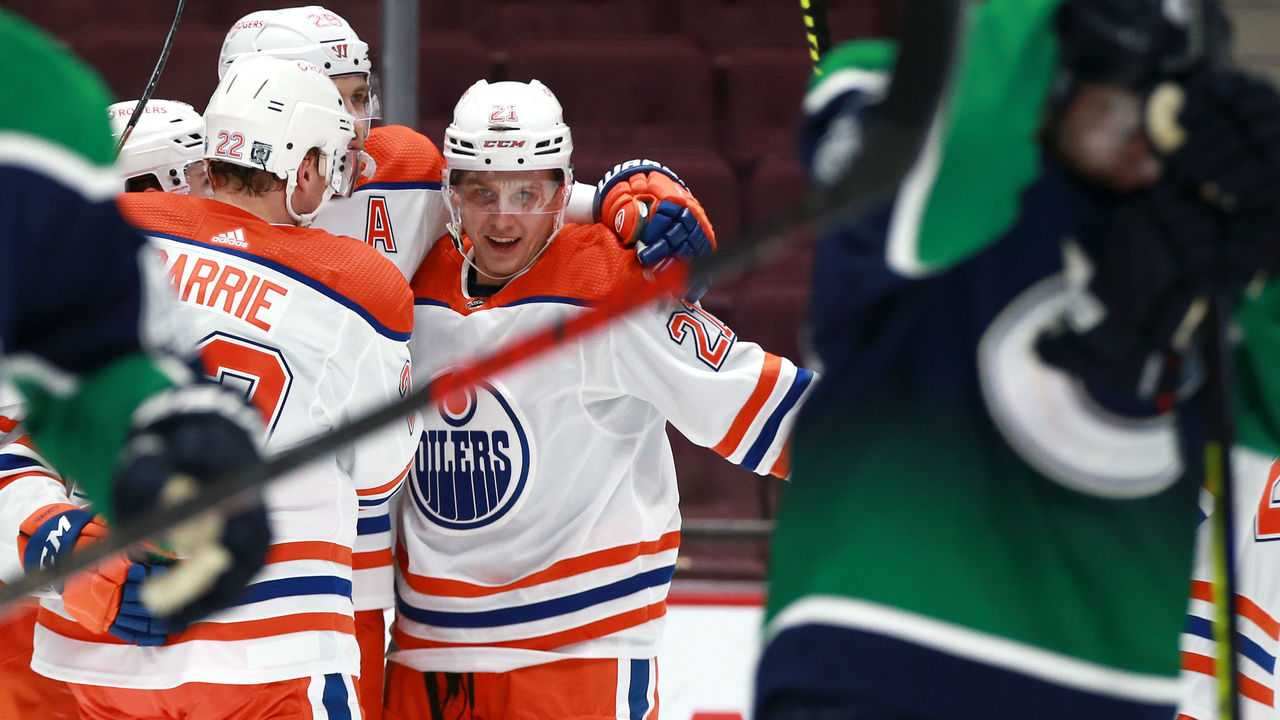 Edmonton Oilers vs Vancouver Canucks Recap 2/23/21