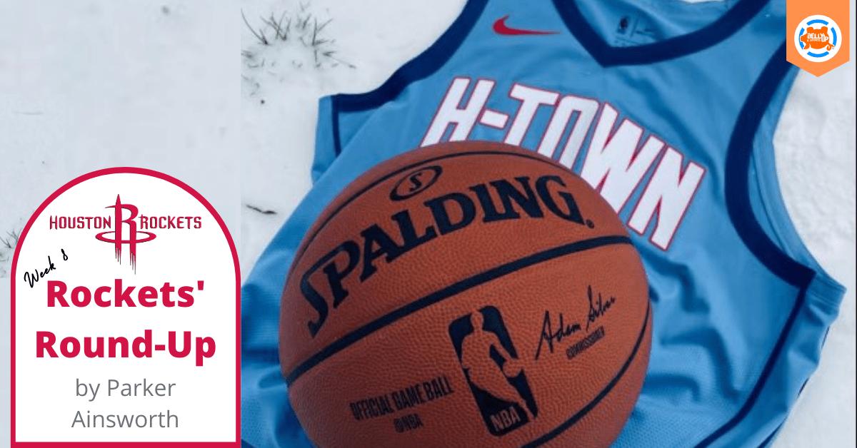 Houston Rockets' Round-Up: Week 8