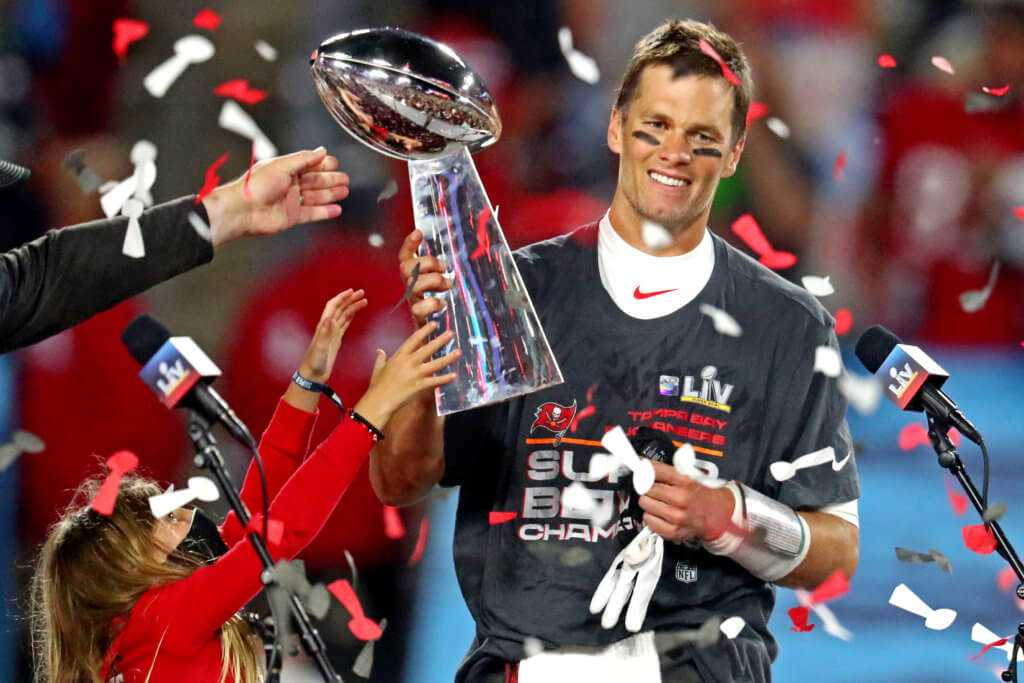 Seven: Tom Brady's Super Bowls  from Worst to Greatest