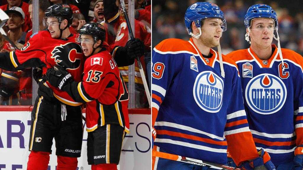 Battle of Alberta loaded with superstars
