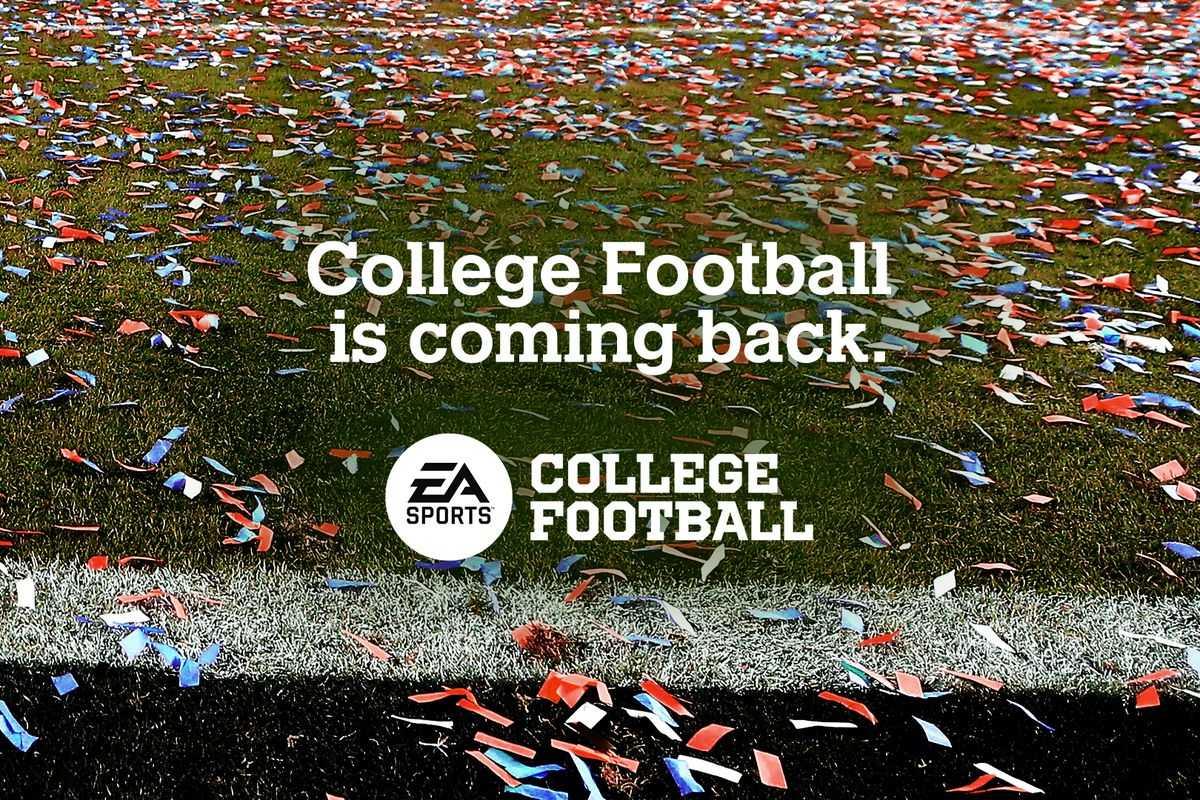NCAA Football Video Games to Make Long Awaited Return