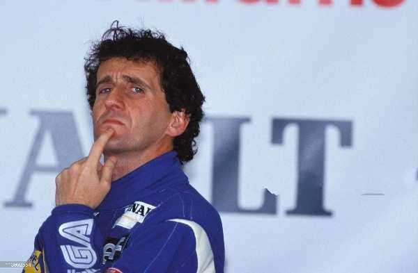Alain Prost F1 (Photo by Jean-Marc LOUBAT/Gamma-Rapho via Getty Images)