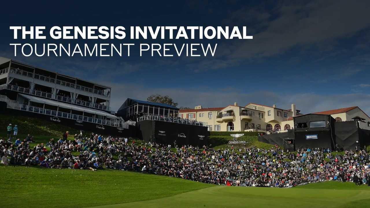 Tiger Woods Hosts the 2021 Genesis Invitational