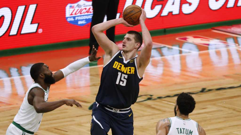 Nikola Jokic is one of the best centers in the NBA, and will give Wagner a tough matchup.