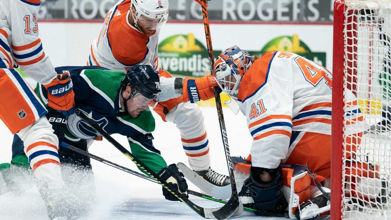 Calgary Flames and Edmonton Oilers Recaps 2/25/21