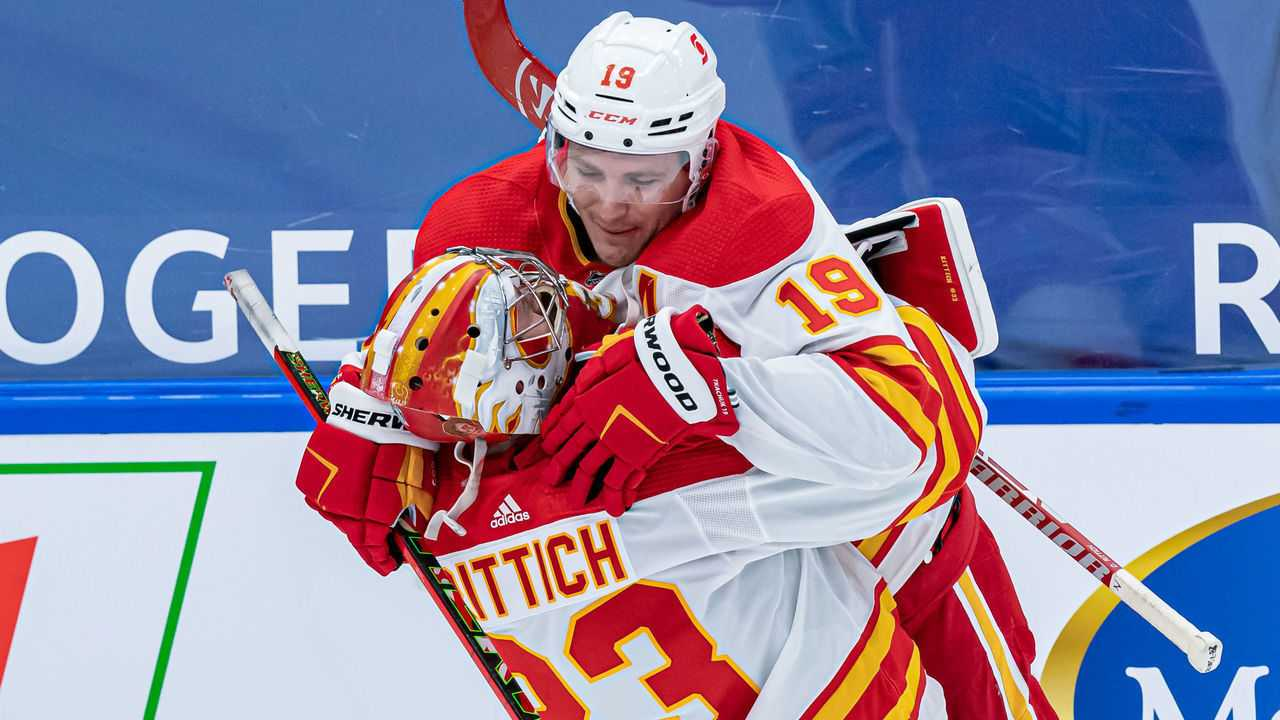 Calgary Flames vs Toronto Maple Leafs Recap 2/22/21