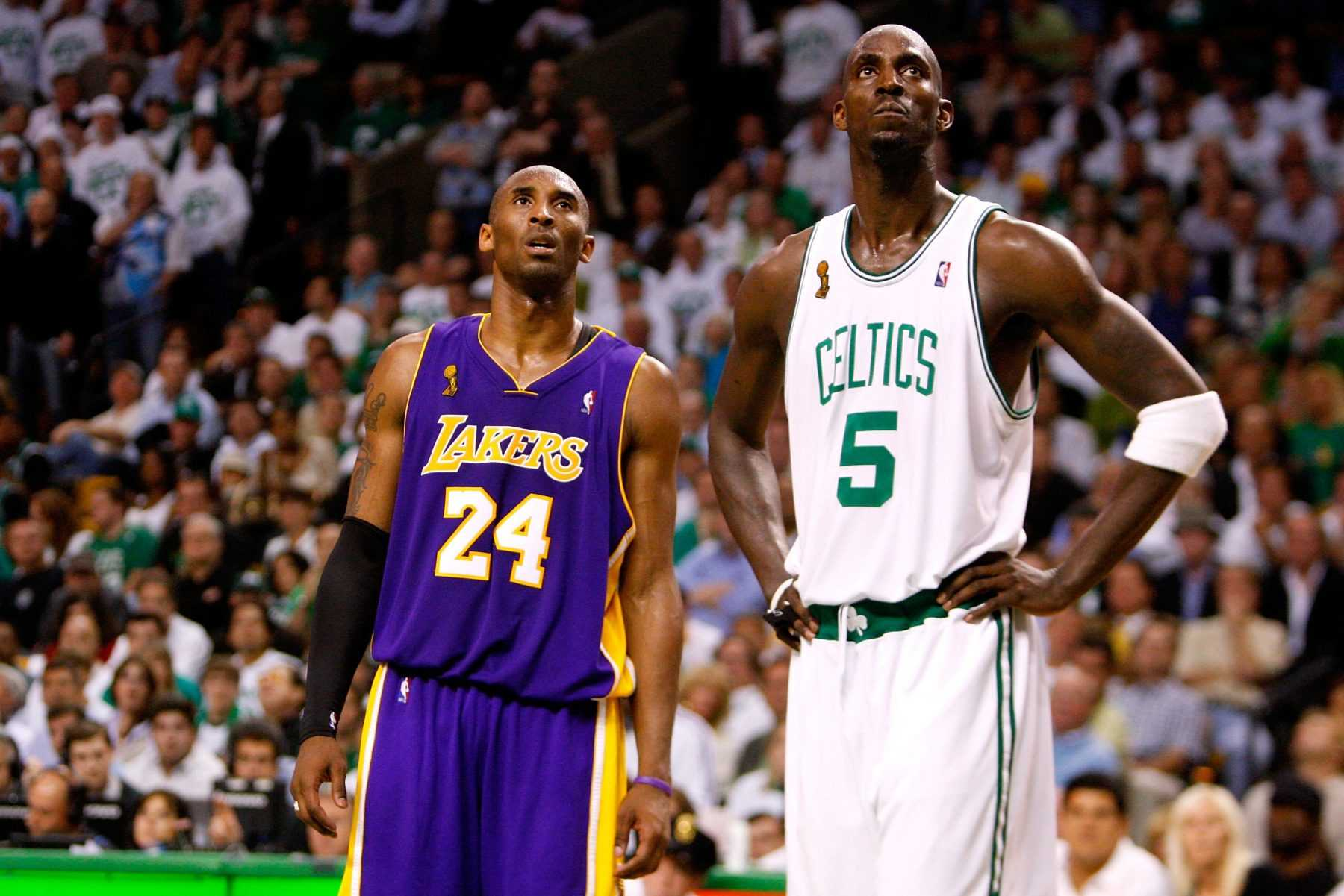 The Los Angeles Lakers Could Have Had Kobe and KG