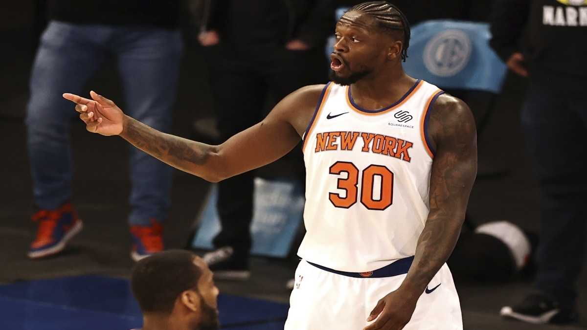 King of New York Fined $15K for Postgame F-Bomb