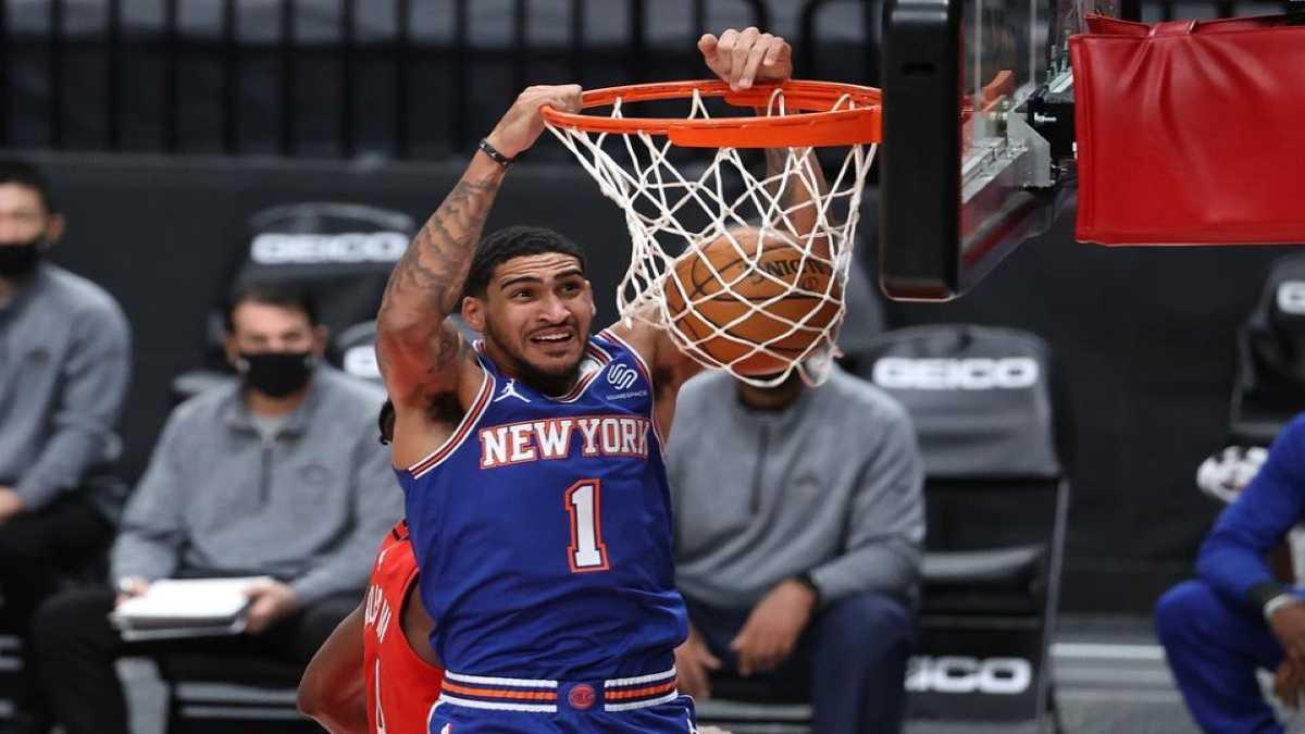 Rim Rockin' Obi Toppin Will win the NBA Dunk Contest