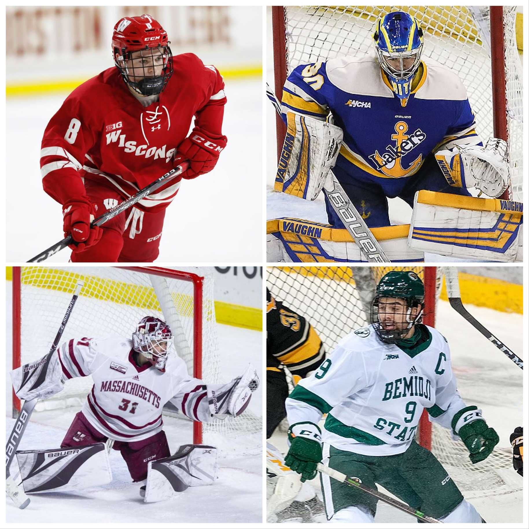 NCAA Frozen Four Tournament: Bridgeport Regional