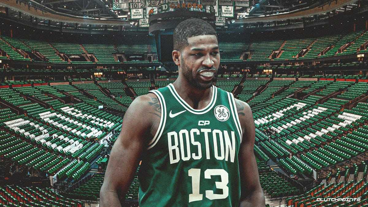 Tristan Thompson could be on his way out of Boston