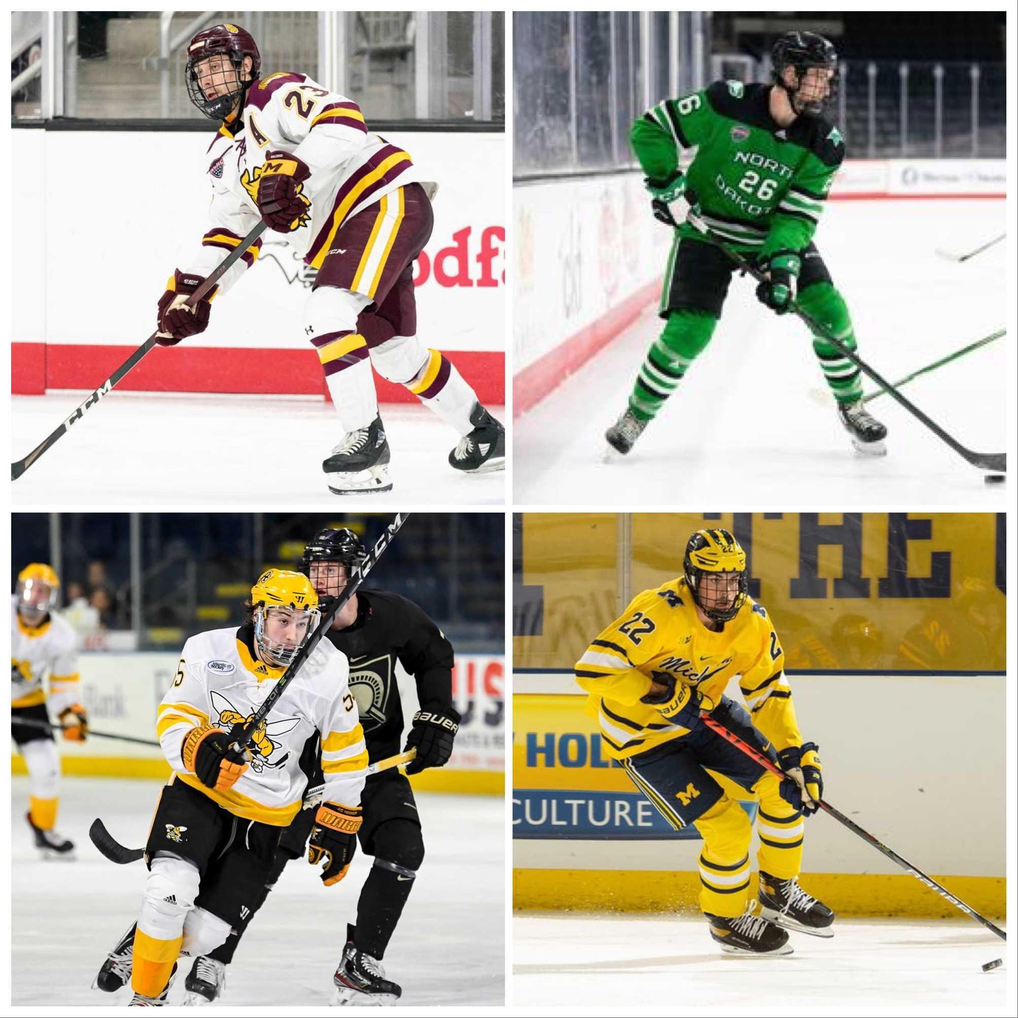 NCAA Frozen Four Tournament: Fargo Regional