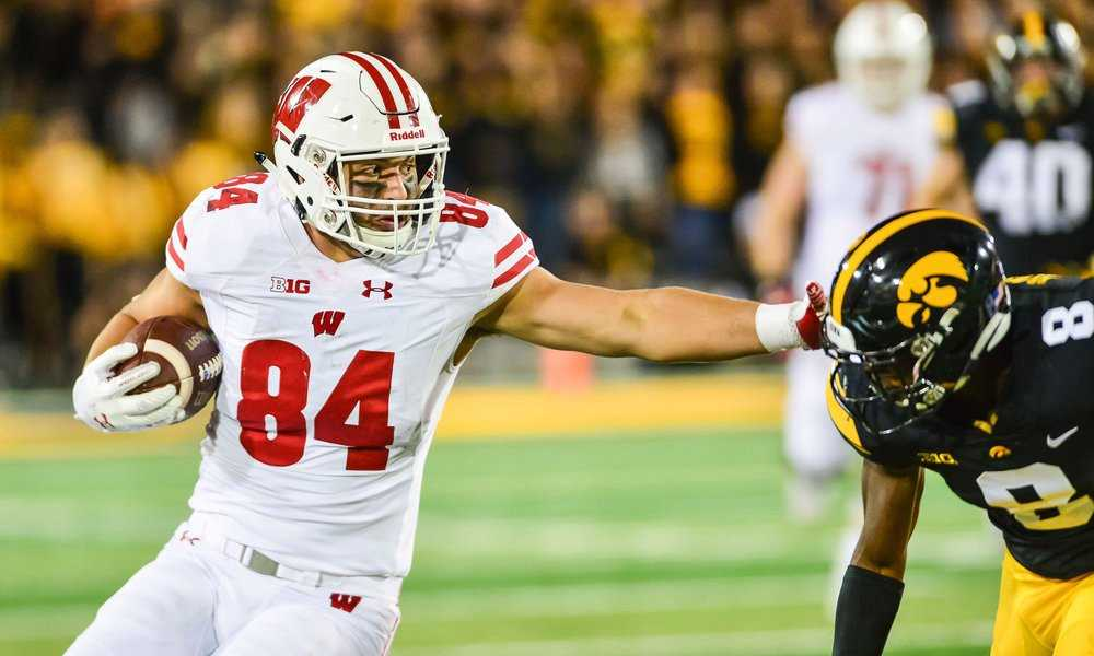 2021 Wisconsin Badgers Football Preview: Tight Ends