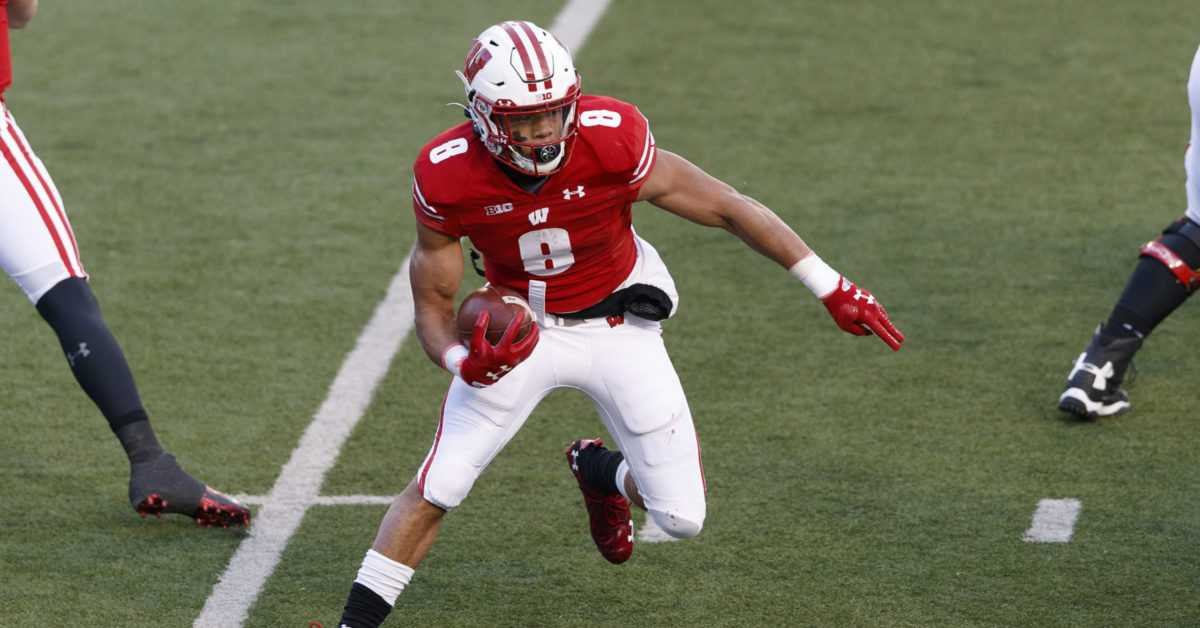 2021 Wisconsin Badgers Football Preview: Running Backs