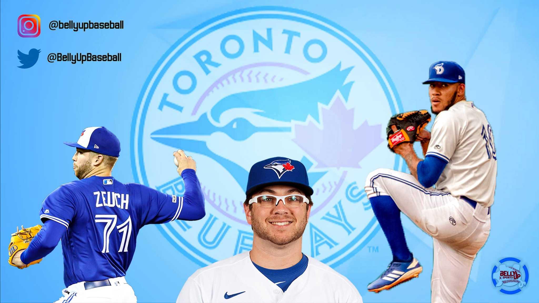Blue Jays pitching rotation