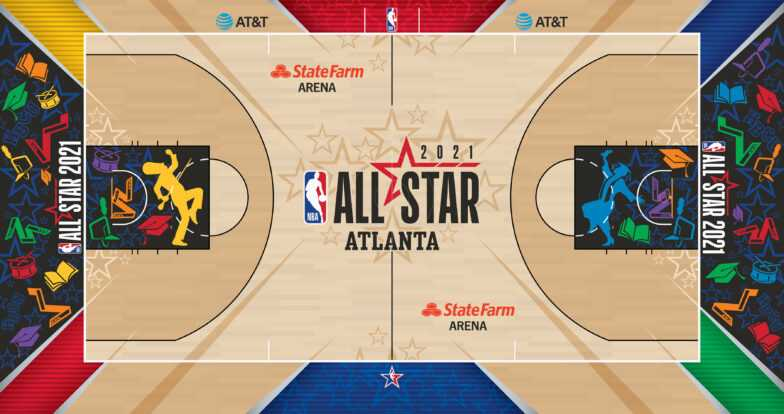 2021 NBA All-Star Celebrity Game What-If