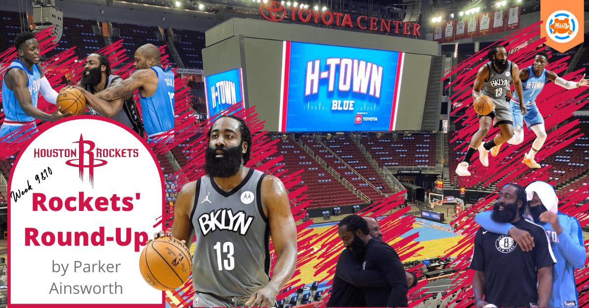 Houston Rockets' Round-Up: Week Nine and Ten
