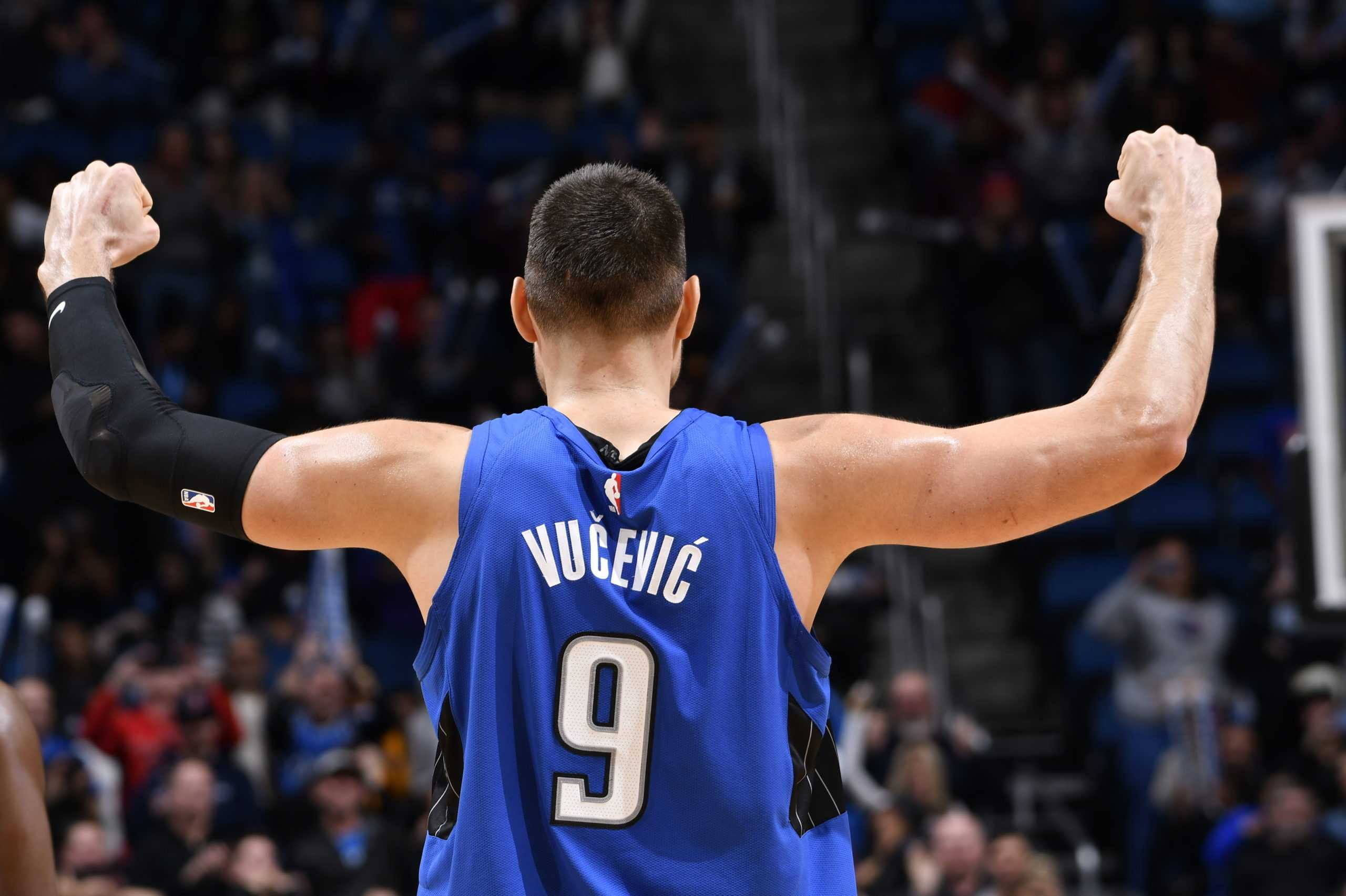 Nikola Vucevic Trade to Chicago Has the Bulls Off and Running