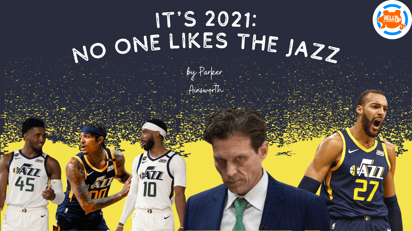 It's 2021: No One Likes The Jazz