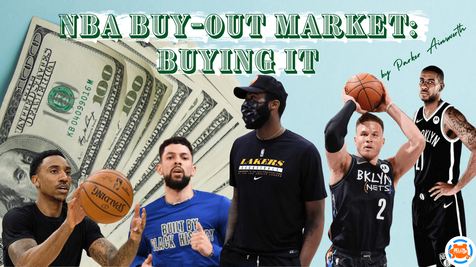 NBA Buy-Out Market: Buying It