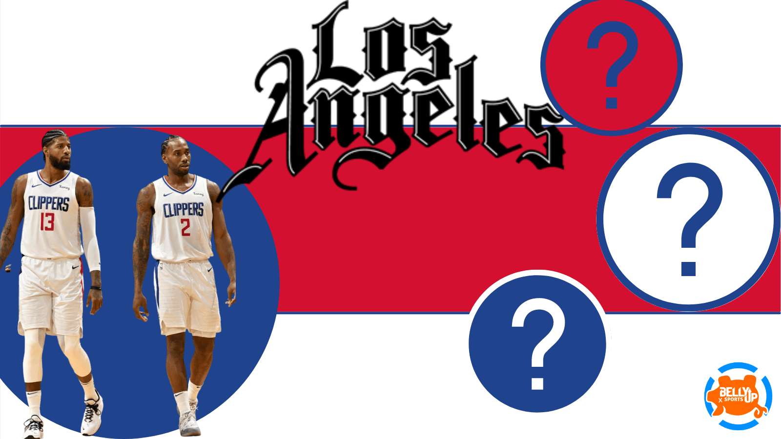Clippers Move They Don't Know They Need