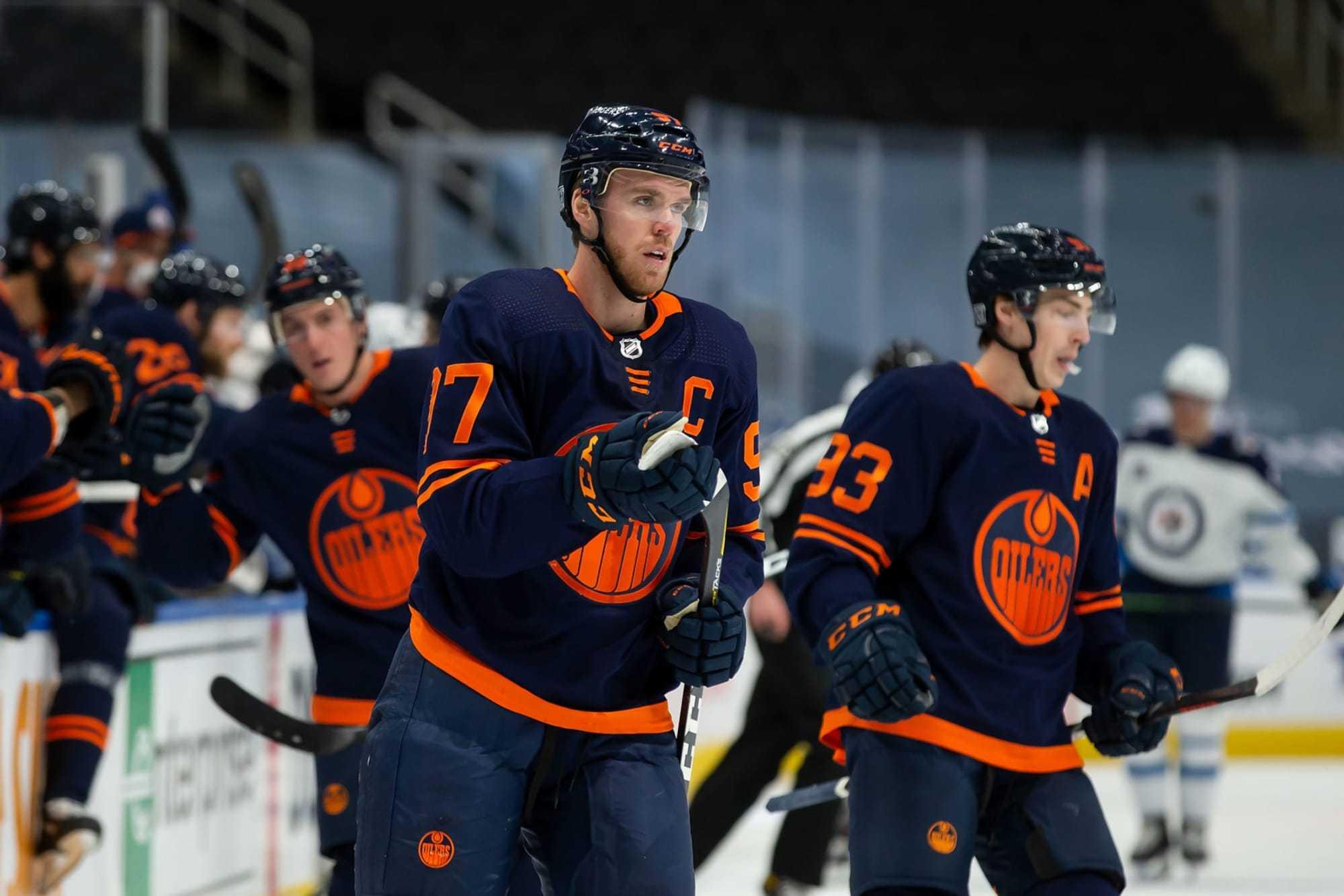 Edmonton Oilers' Slick Streak Continues