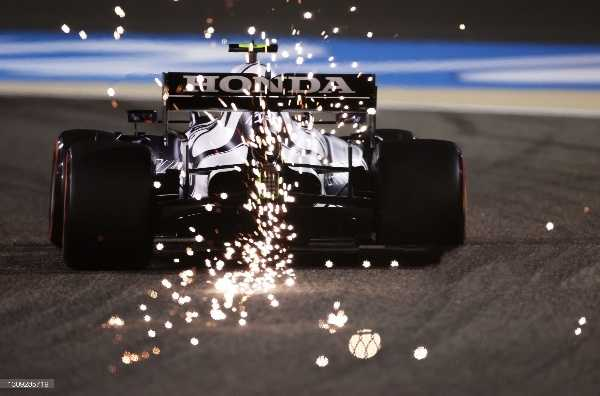 Alpha Tauri Honda F1 2021 (Photo by Lars Baron/Getty Images)
