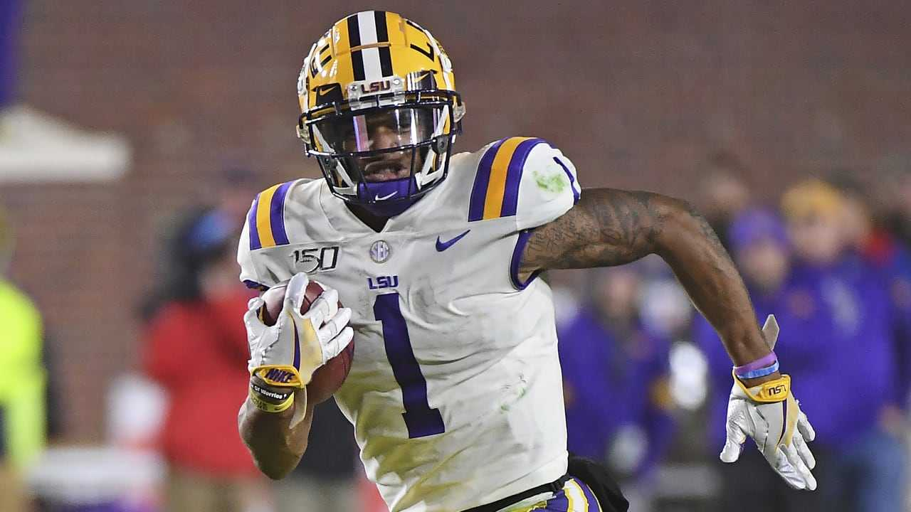 Top 20 Receivers in the NFL Draft