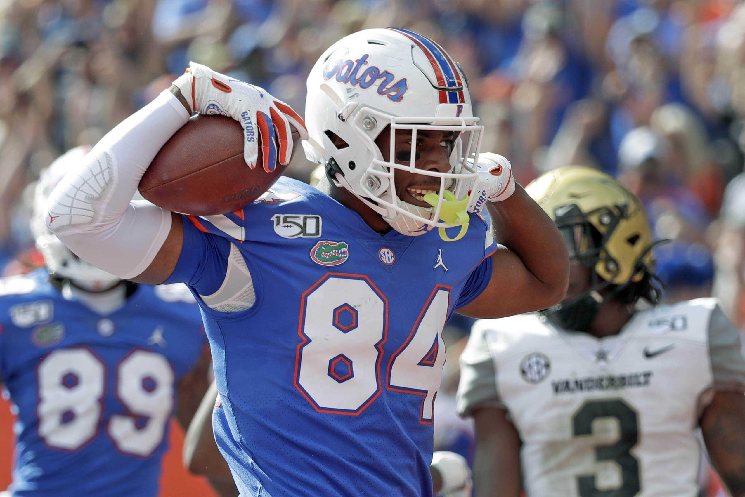 2021 NFL Draft Player Breakdown: Kyle Pitts