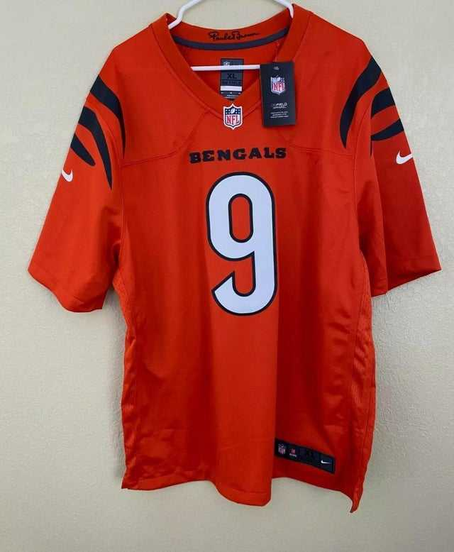 The Bengal's New Jerseys May have Leaked and they are Rough