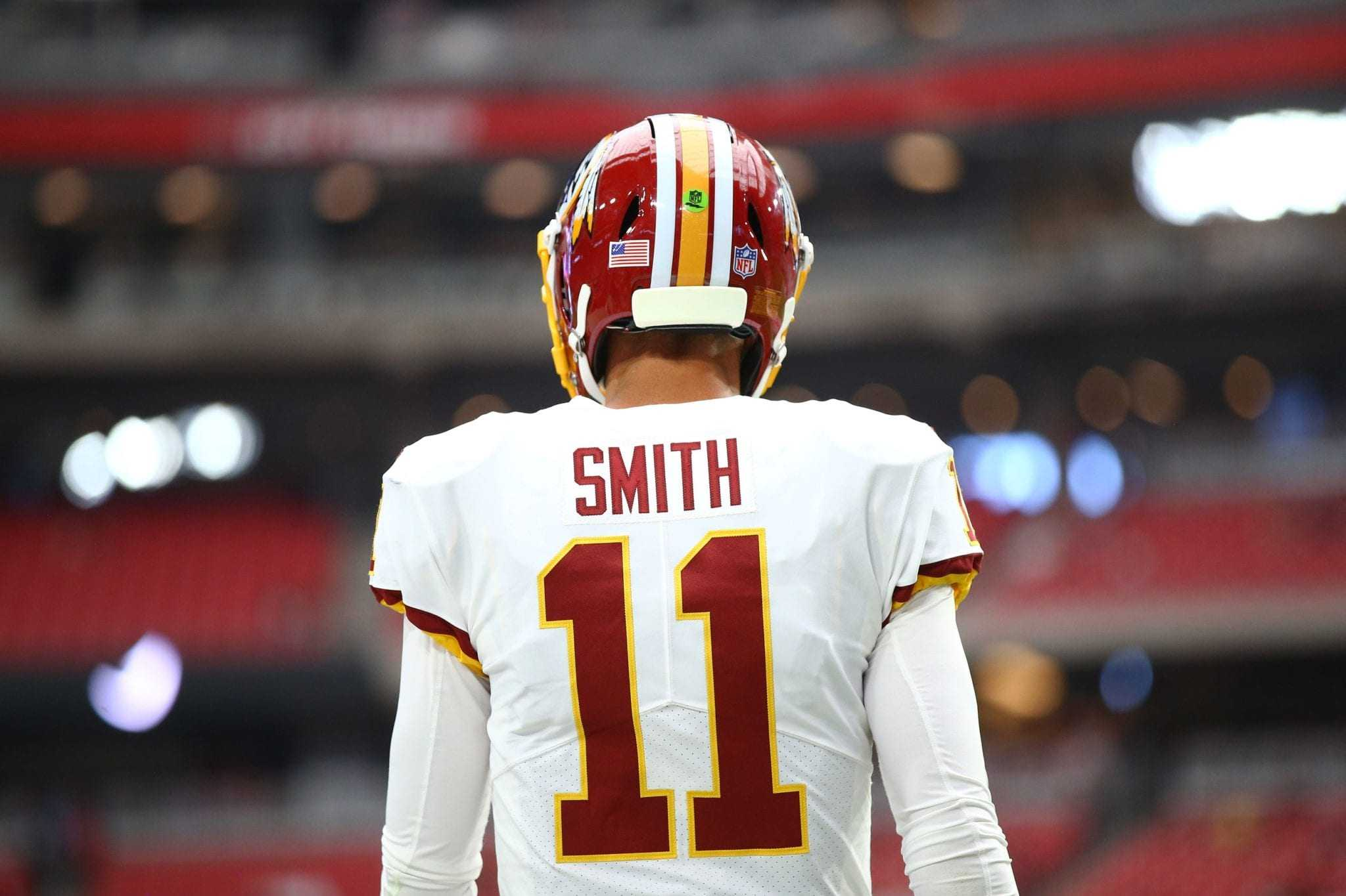 Thank You Alex Smith