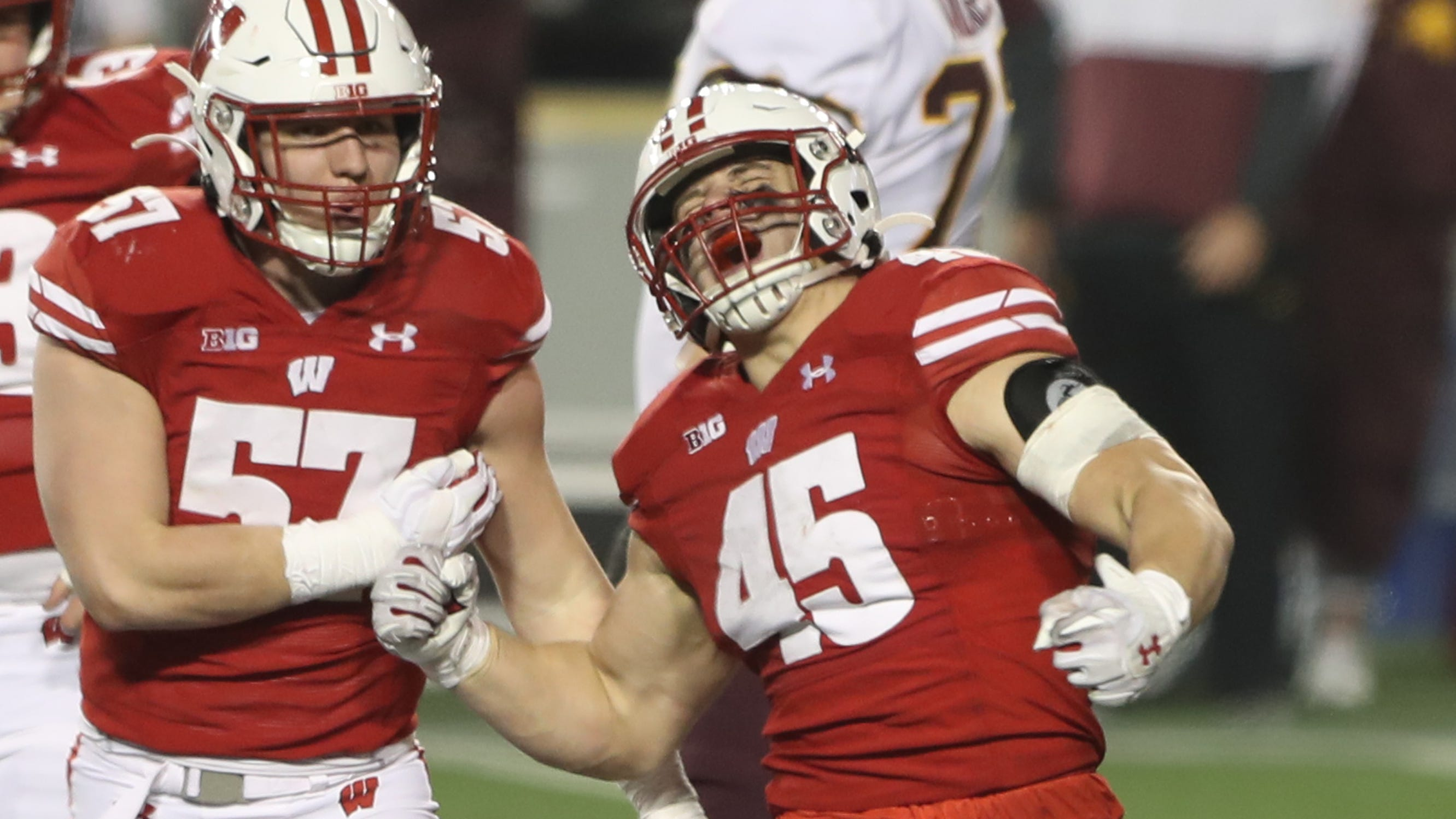 2021 Wisconsin Badgers Football Preview: Inside Linebackers